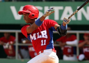 Eloy Jimenez (photo by Bill Mitchell)