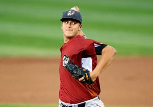 Jameson Taillon (Photo by Mike Janes).