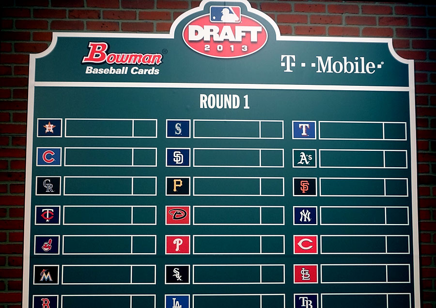 mlb draft projections Daily fantasy baseball projections can help you optimize your lineups click to  see our draftkings-specific mlb projections for today's games.