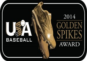 Golden Spikes 2014