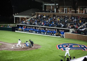 Horner Ballpark opened in 2013.