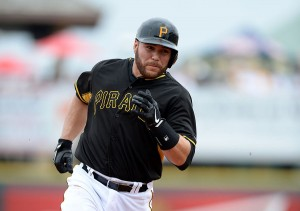 Aaron Fitt got Russell Martin for $9, only to lament the expenditure later. (Photo by Mike Janes).
