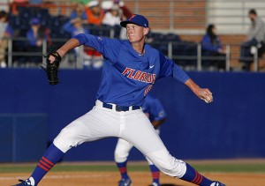 A.J. Puk (Courtesy of the University of Florida).
