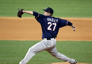 Archie Bradley (Photo by Bill Mitchell).
