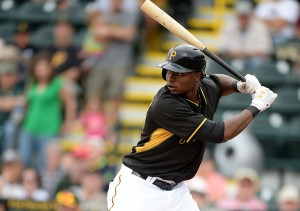 Gregory Polanco (Photo by Mike Janes).