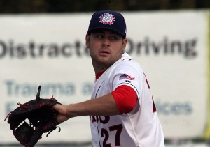 Lucas Giolito (Photo by Carl Kline).