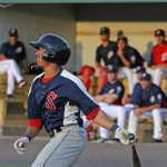 Mookie Betts (Photo by Rodger Wood).