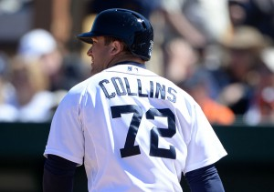 Tyler Collins (Photo by Mike Janes).