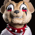 The new mascot of the El Paso Chihuahuas, Chico the Chihuahua (Courtesy Peter Svarzbein/El Paso Chihuahuas)