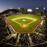 El Paso's Southwest University Park opened three weeks late but has been packed with fans ever since
