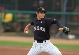 Andrew Rohrbach (Photo by John Fajardo/LBSU Athletics)