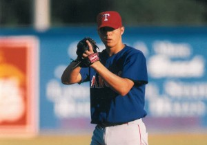 Josh Beckett at the 1998 Area Code Games