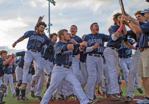 After losing two of its first 13 games, Barbe High began a 28-game winning streak that included a state title and No. 1 ranking (Photo by Kirk Meche).