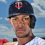Byron Buxton (Photo by Tom DiPace).