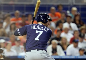 Chase Headley (Photo by Morris Fostoff).