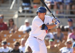 Joc Pederson (Photo by Tom DiPace)