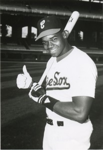 Frank Thomas Baseball America Minor League Player of the Year 1989