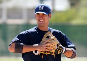 Former Brewers prospect Josh Murray