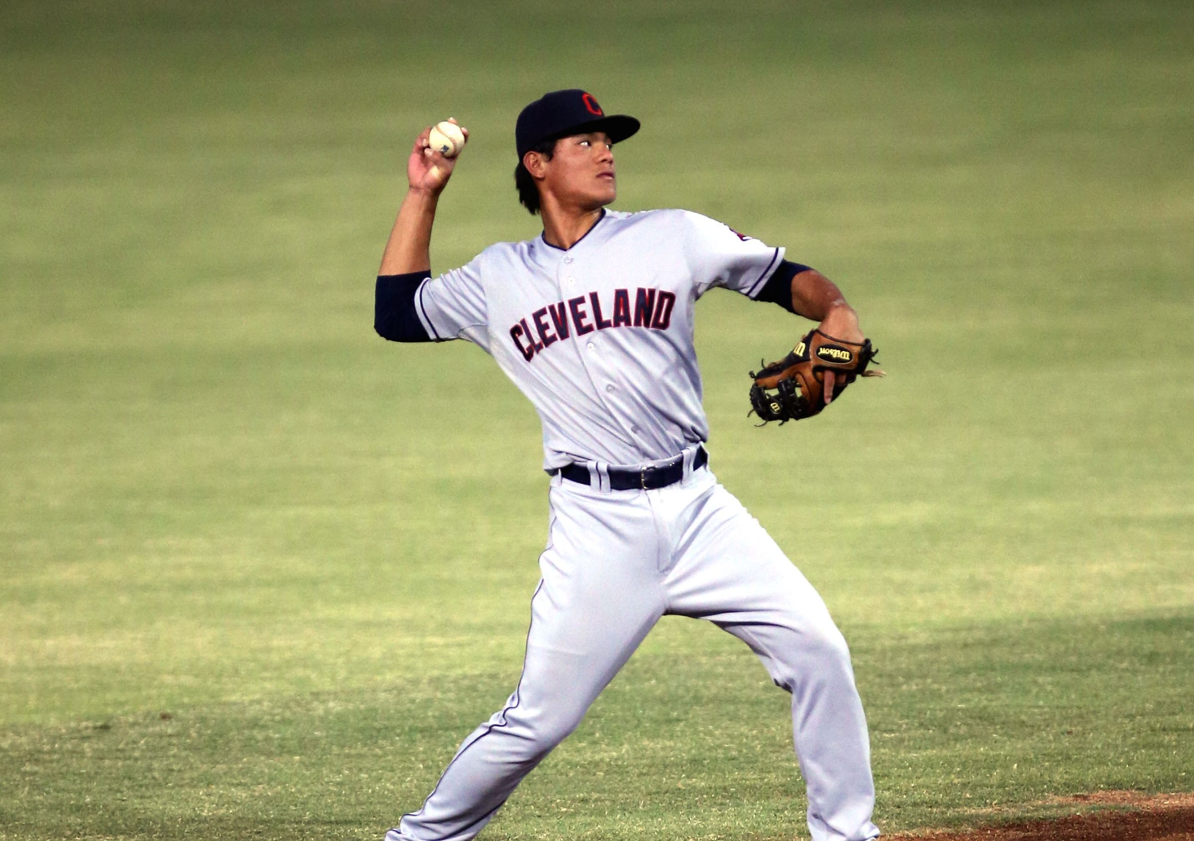 Instructional League Notebook: Indians vs. Mariners ...