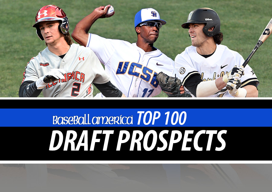 mlb draft projections Heimlich was projected to go in round two last year, when he was a junior  shortly before the draft, the  updated 2018 mlb draft rankings.