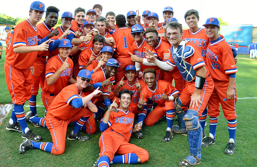 High school team of the year parkview rides streak to for The parkview