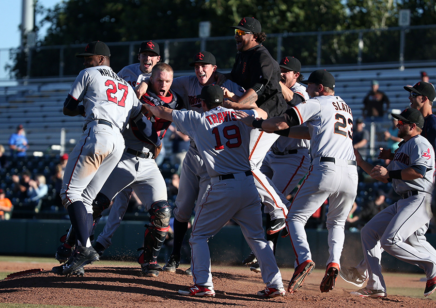 The Scorpions are the 2015 AFL champs (Photo by Bill Mitchell)