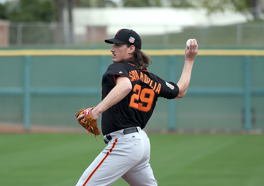 Jeff Samardzija (Photo by Bill Mitchell)