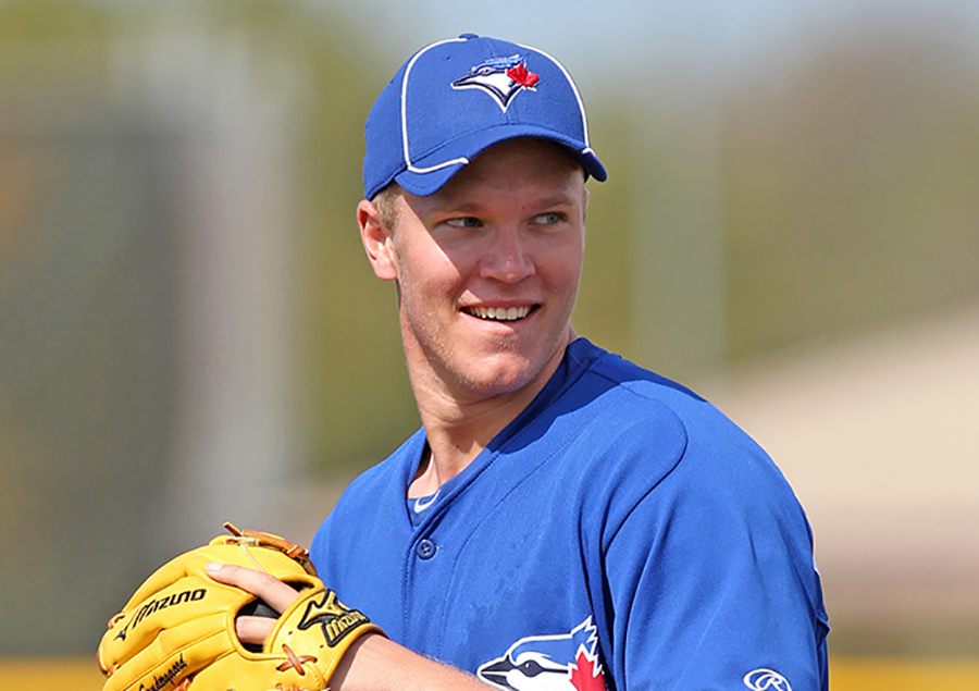 The Jays should have ranked higher in our 2013 talent rankings with Noah Syndergaard (Photo by Mike Janes)