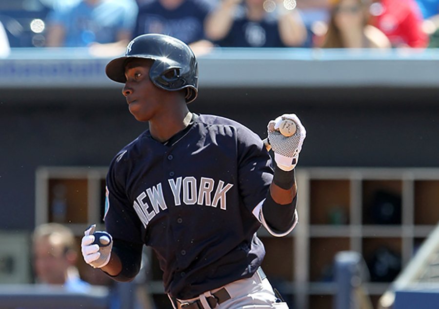 Jorge Mateo (Photo by Cliff Welch)