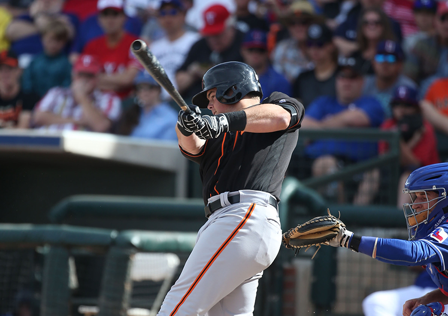 Christian Arroyo (Photo by Bill Mitchell)