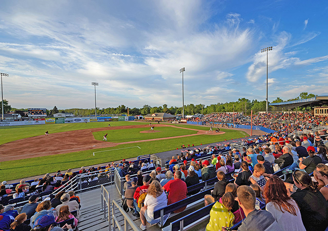 Dwyer Stadium (Photo by Mike Janes)