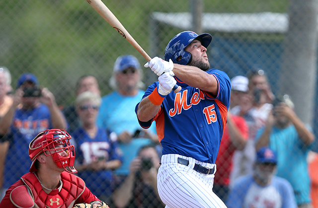 Tim Tebow to test talents in Arizona Fall League