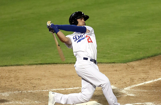 Dodgers call up top prospect Cody Bellinger to help outfield