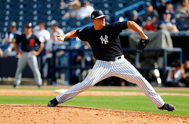 Jonathan Holder New York Yankees