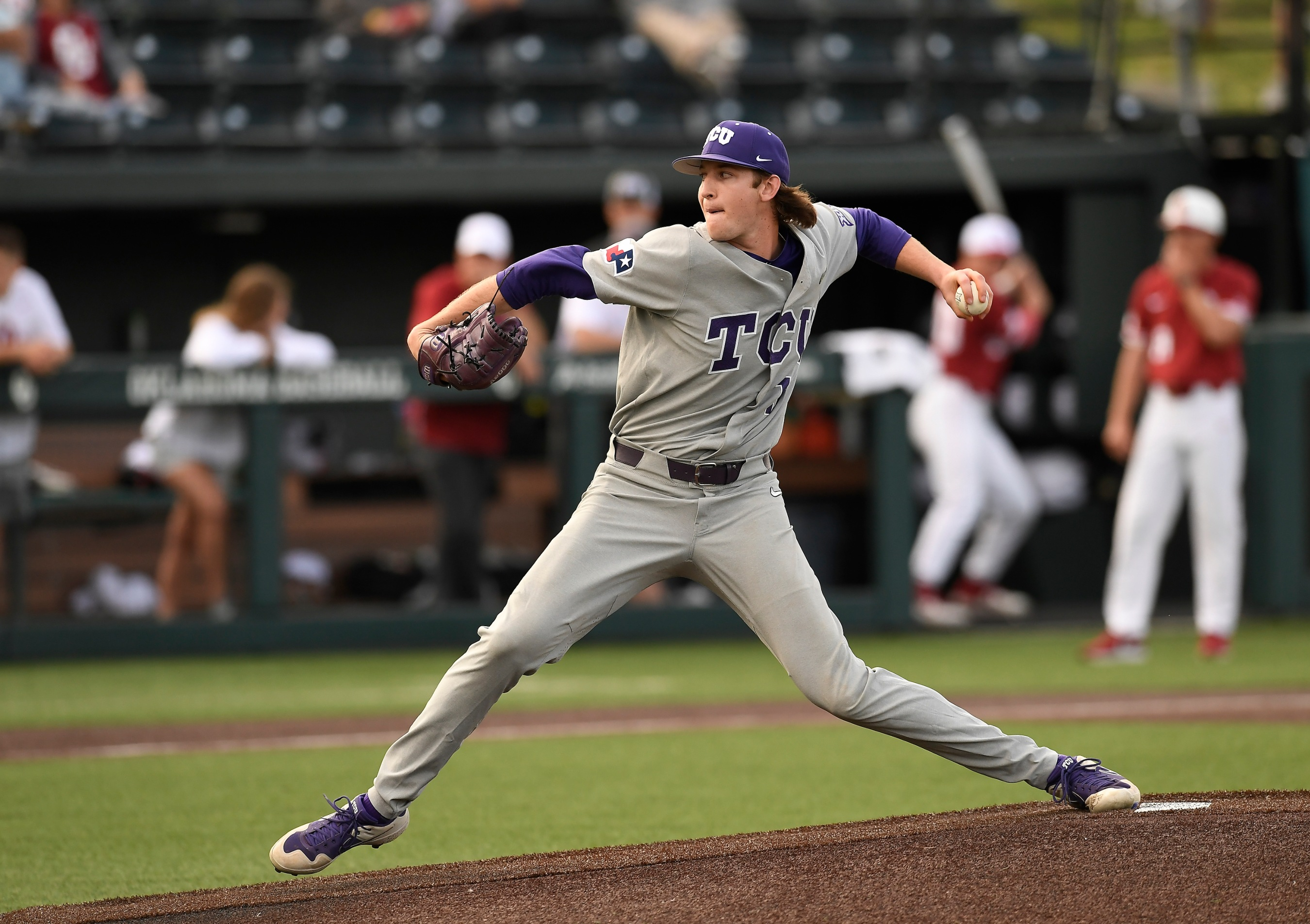 promo code 99f3b dce1d 2019 NCAA Baseball Tournament Bracket Analysis  TCU A Surprising Inclusion