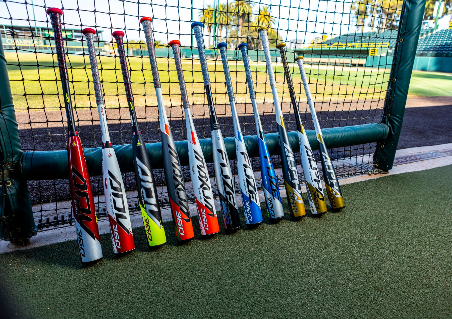 Easton Launches Four Bats for New 2020 Lineup