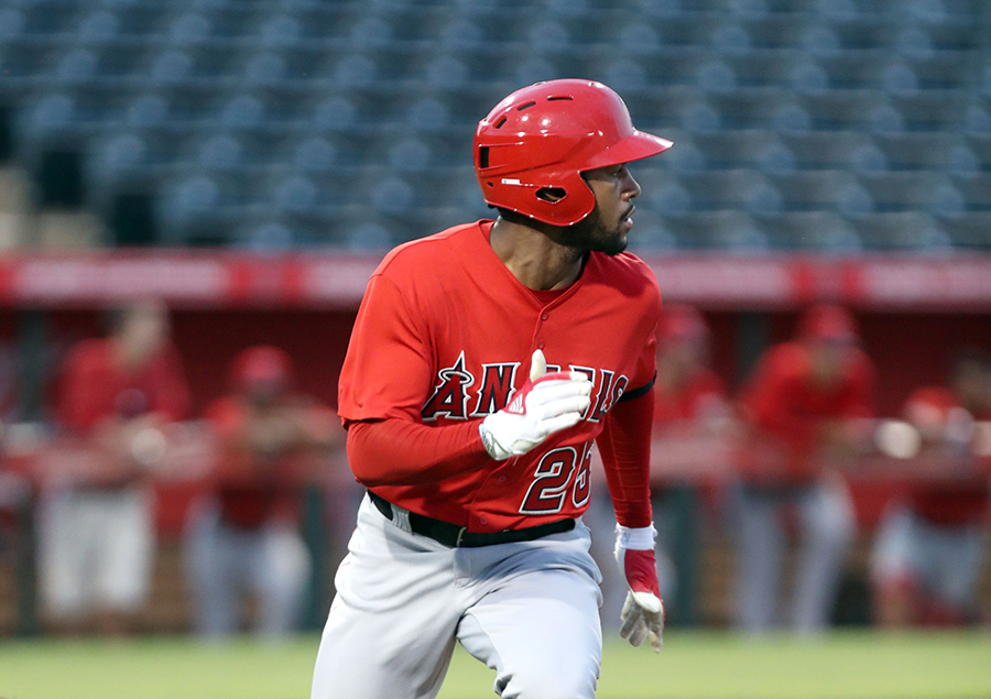 jo adell continues onslaught through the cal league