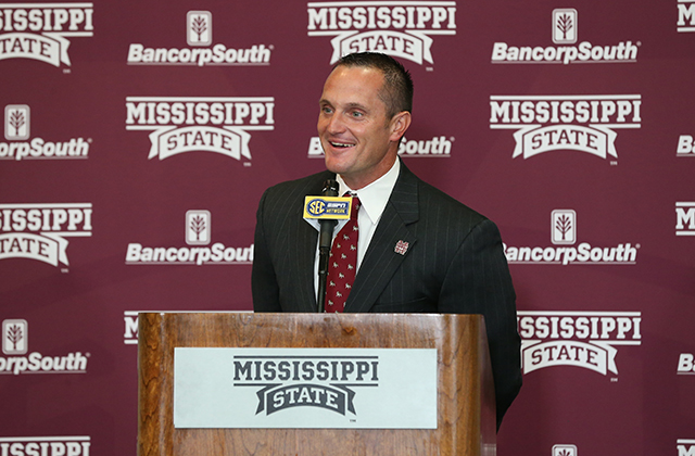 Andy Cannizaro Resigns At Mississippi State