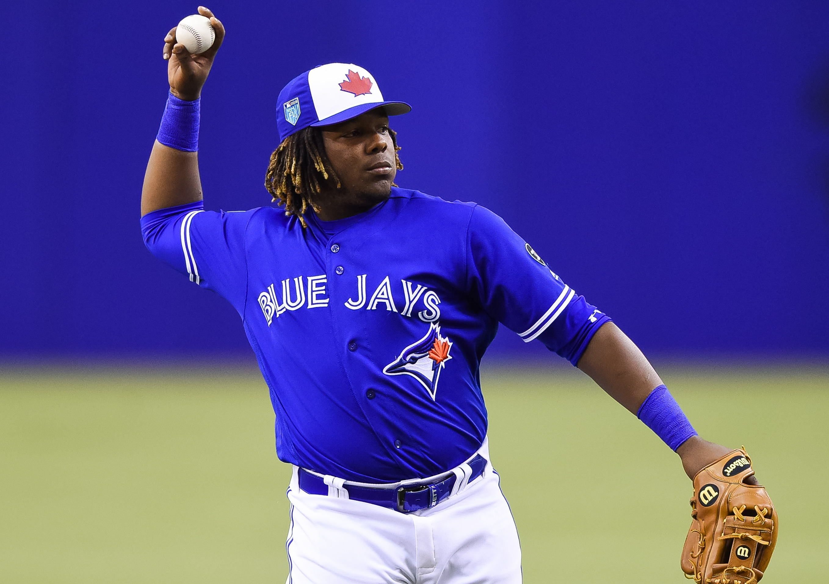 Image result for vladimir guerrero jr. season stats
