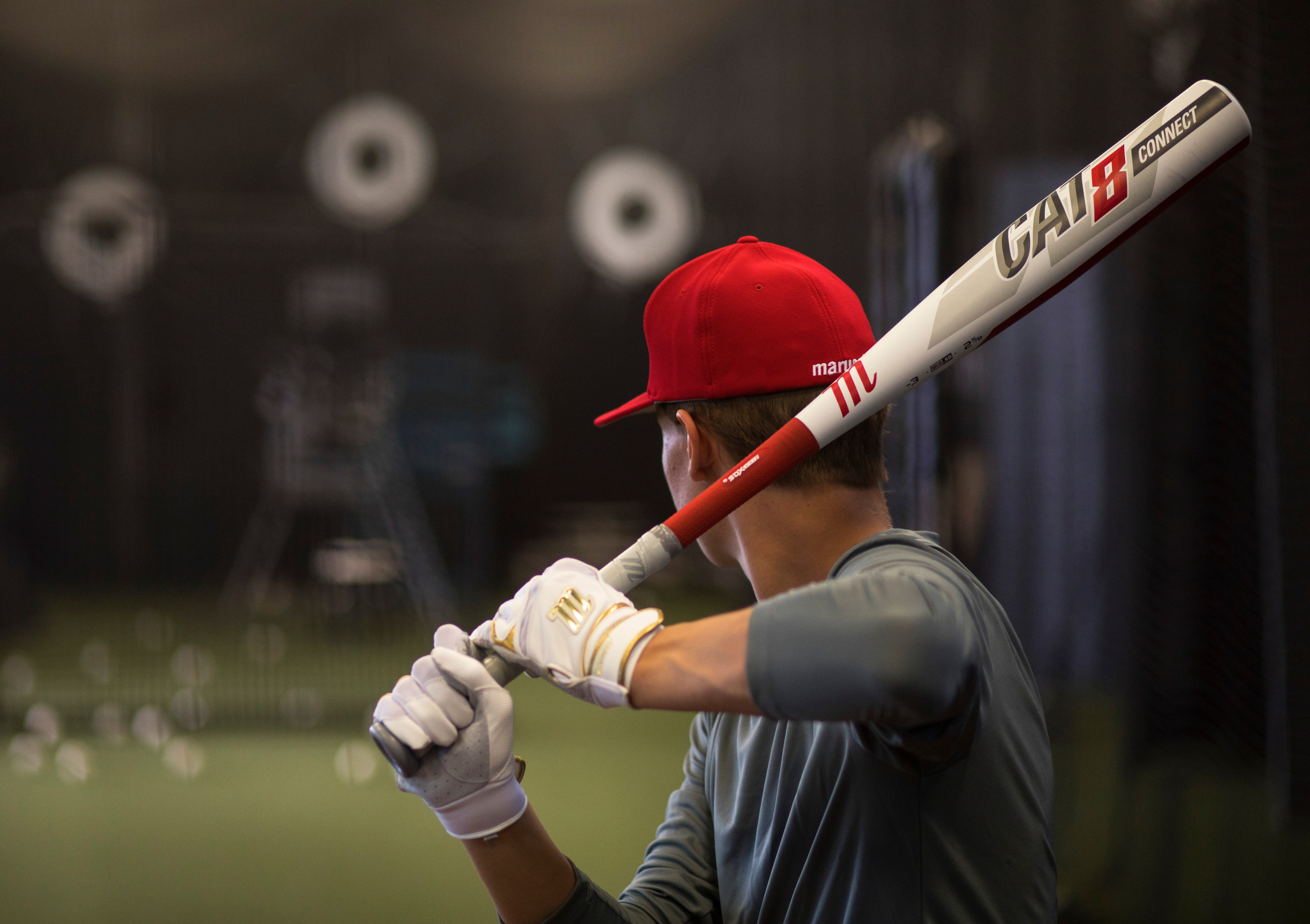 Marucci CAT8 Bat the Latest in Technology