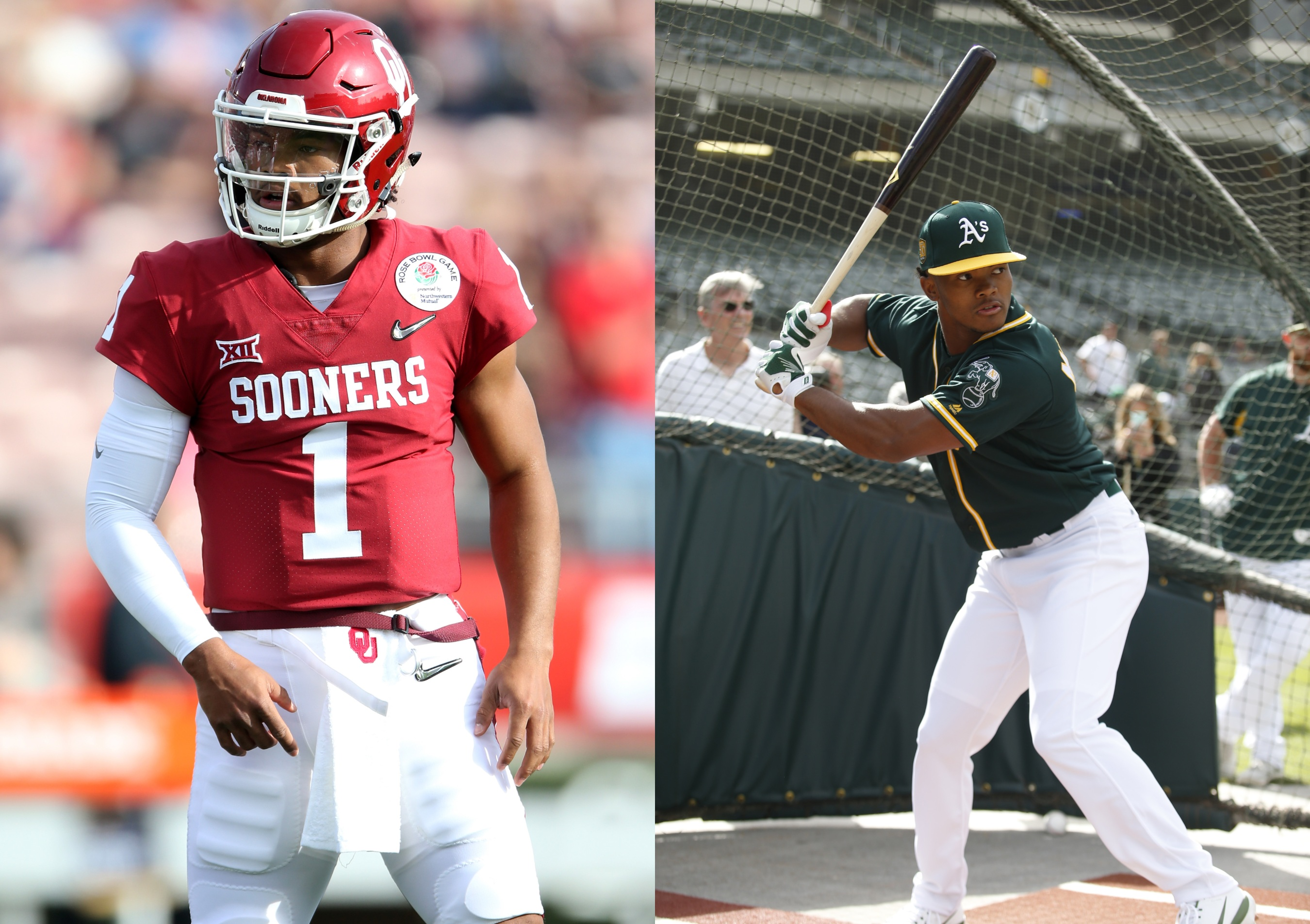 save off 87df2 b2fd5 Kyler Murray Could Be A 'First Round NFL Draft Pick ...