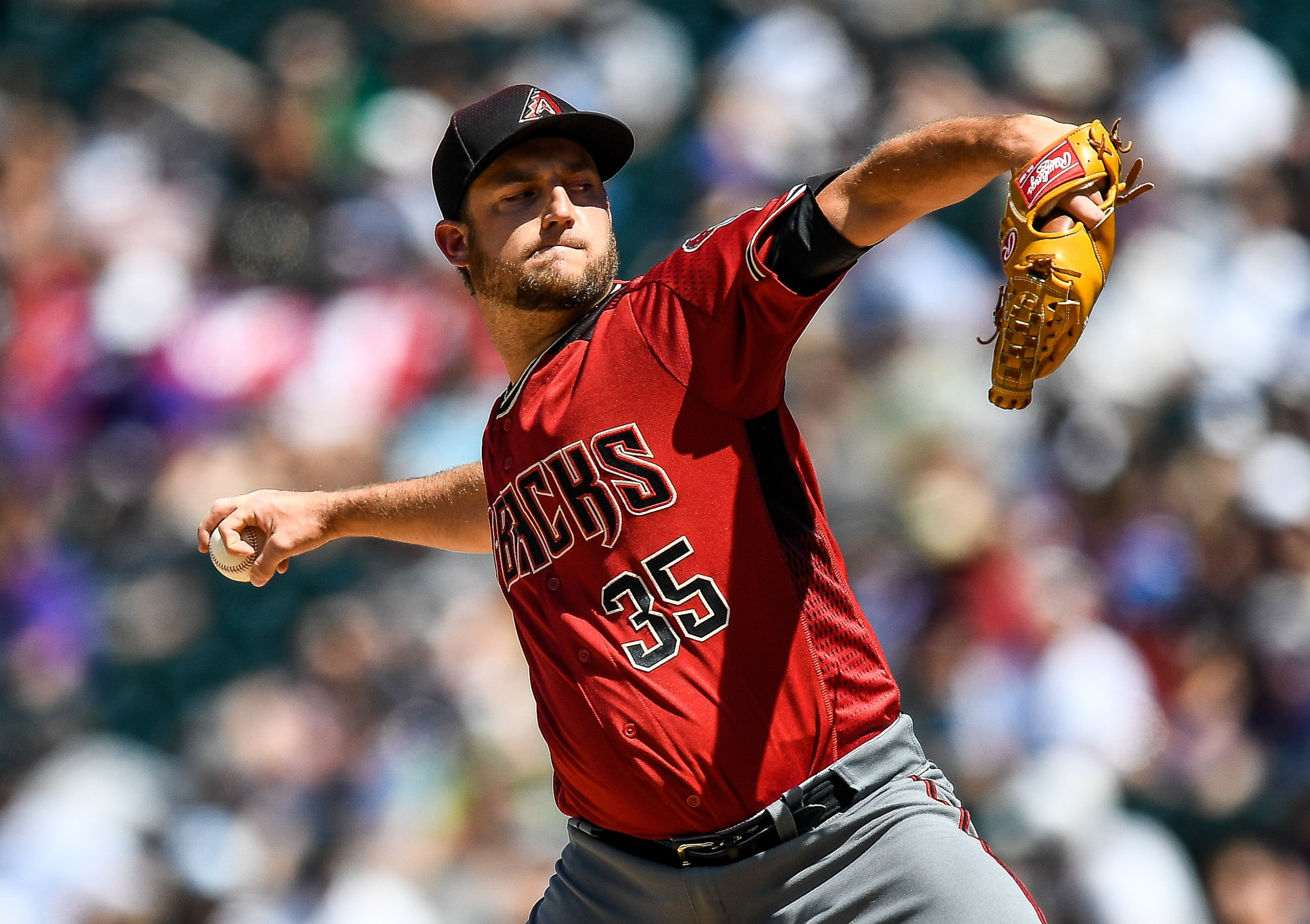 Angels Acquire Matt Andriese From D-backs For Pitching Prospect