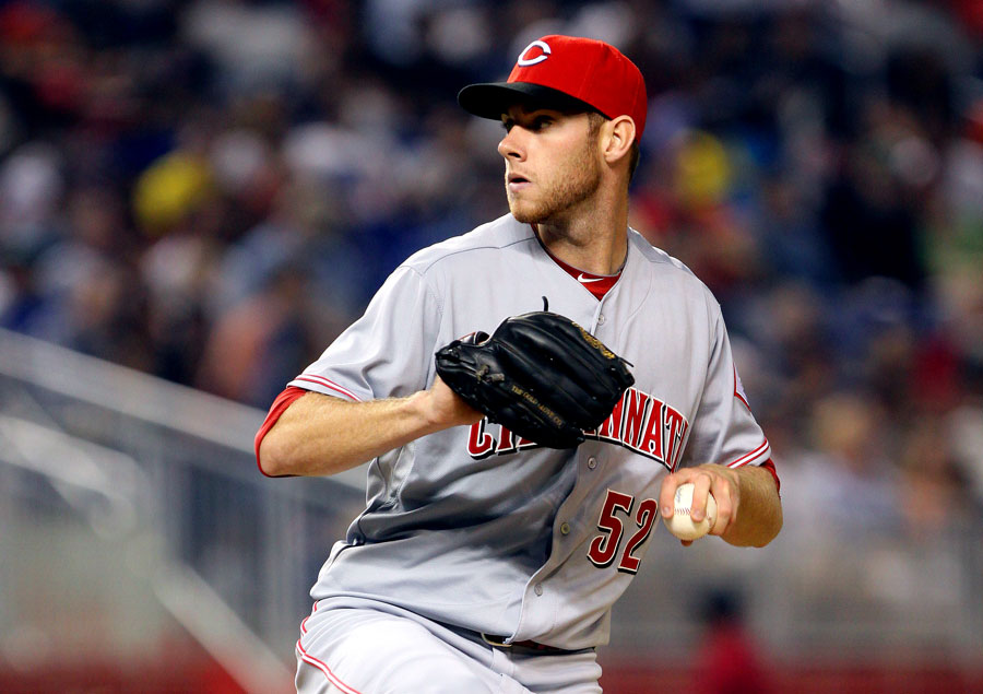 The Callup: What To Expect From The Reds' Tony Cingrani ...