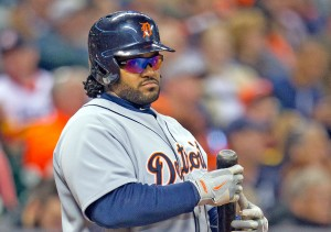 Prince Fielder (Photo by Andrew Woolley)