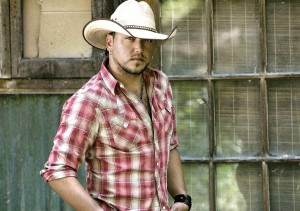 Country star Jason Aldean counts many major leaguers among his fans.