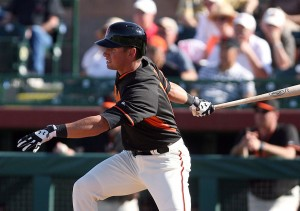 Joe Panik (Photo by Bill Mitchell).