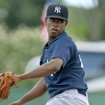 Luis Severino (Photo by Cliff Welch).
