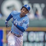 MLB: AUG 25 Nationals at Royals