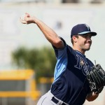 MLB: FEB 23 Spring Training - Rays Workouts