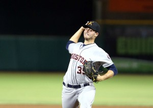 Mark Appel (Photo by Bill Mitchell).